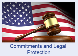 Commitment & Legal Protection