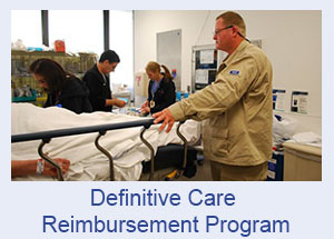 Definitive Care Reimbursement Program