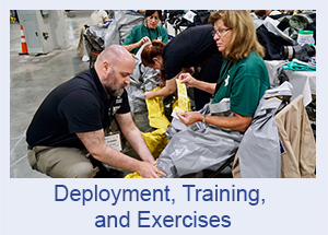 NDMS Deployment, Training, & Exercises