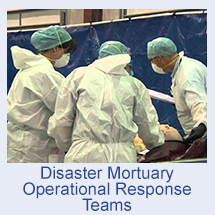 Disaster Mortuary Assistance Teams