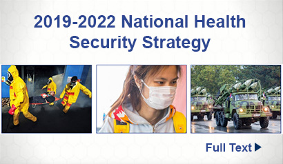 2019-2022 National Health Security Strategy