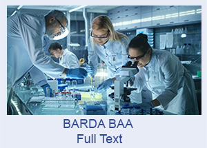 BARDA BAA Full Text