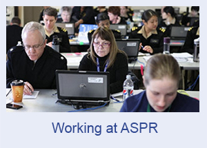 Working at ASPR