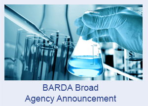 BARDA Broad Agency Announcement