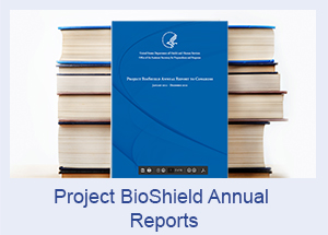 Project BioShield Annual Reports