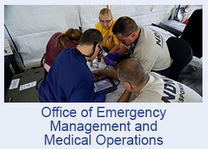 Office of Emergency Management and Medical Operations