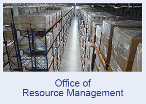 Office of Resource Management