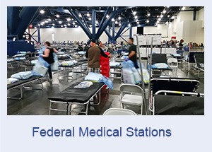 Federal Medical Stations