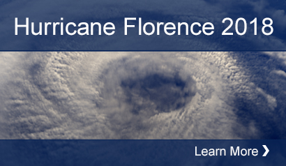 Hurricane Florence 2018. Learn More.