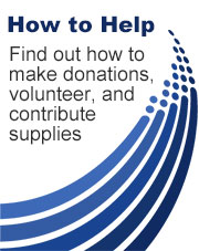 How to Help: Find out how to make donations, volunteer, and contribute supplies