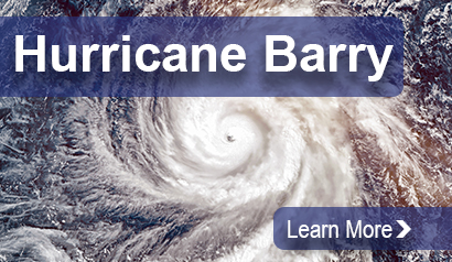 Prepare for Tropical Storm Barry