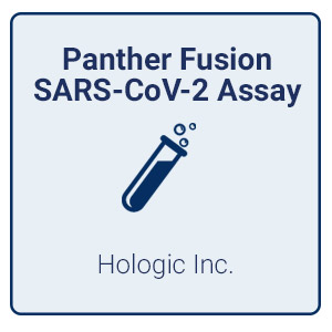 Panther Fusion SARS-CoV-2  Assay (Hologic)