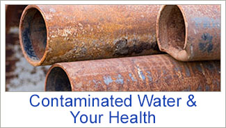 Contaminated Water and Your Health
