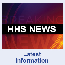 HHS New. Latest Information