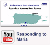 YouTube Video: Responding to Maria