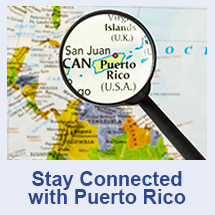 Stay Connected with Puerto Rico